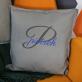 Wasze imiona - Zestaw Dwóch Poduszek Dekoracyjnych